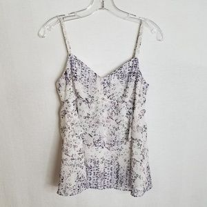 CAbi Women's Size Small Sleeveless Blouse Top